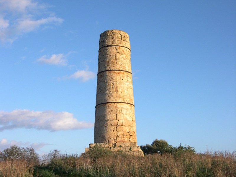 Colonna Pizzuta - Eloro